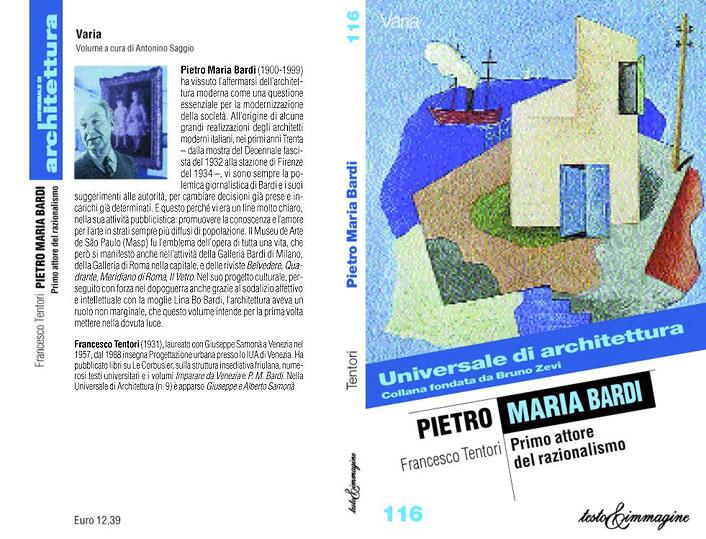 Antonino saggio curatore sezione gli architetti for Bruno zevi saper vedere l architettura
